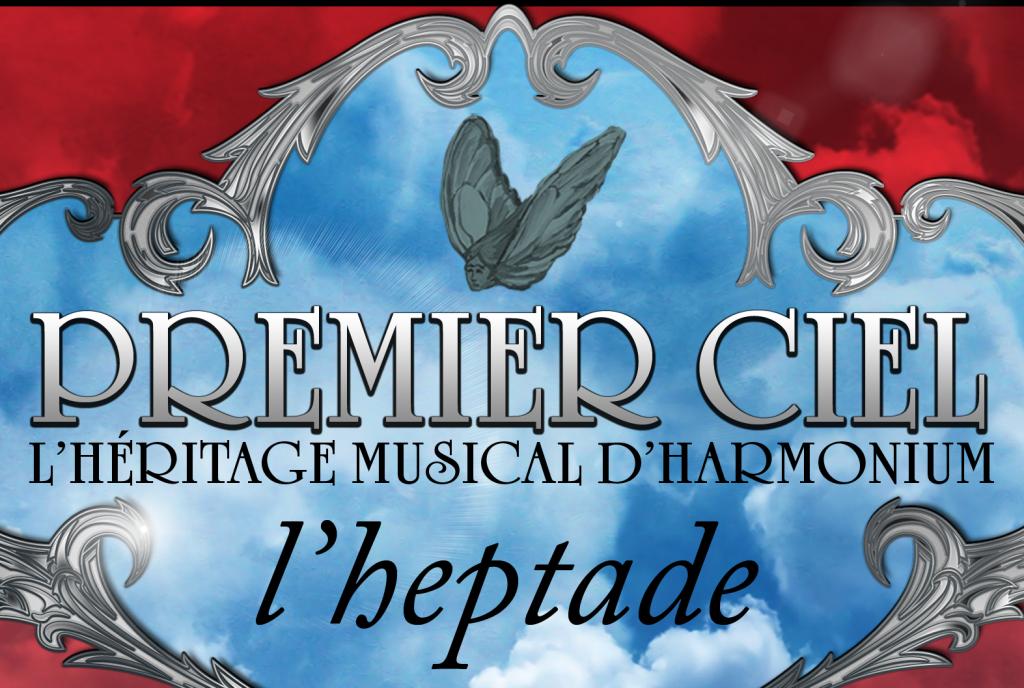Logo affiche Heptade Harmonium