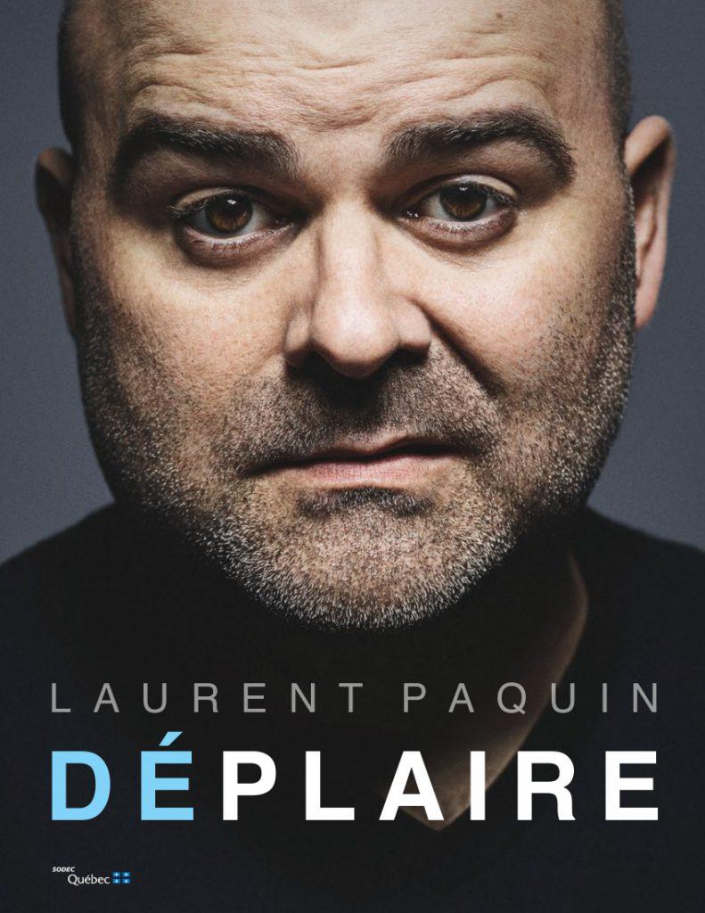 Laurent Paquin en spectacle au Patriote