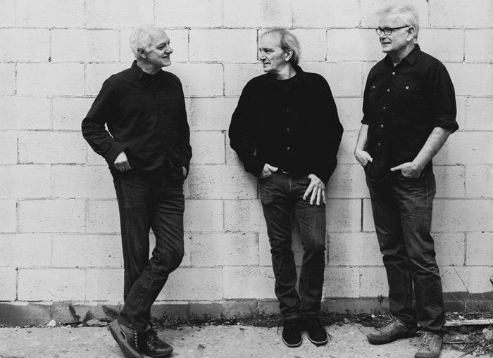 Sylvain Clavette, Mario Légaré et Rick Haworth en spectacle au Patriote