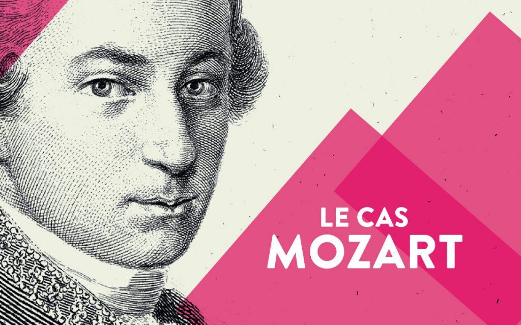L'enfant prodige de la série Le cas Mozart
