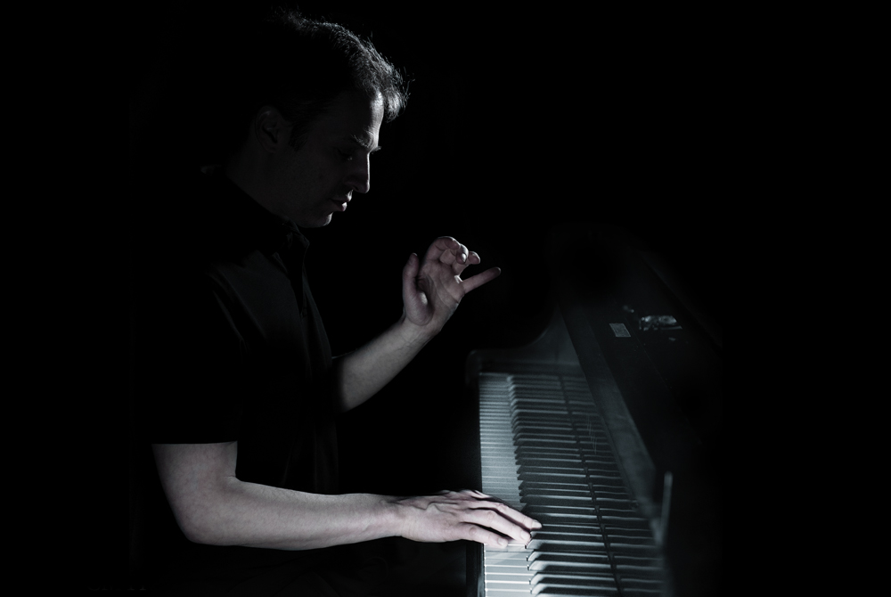 Stephane Aubin piano