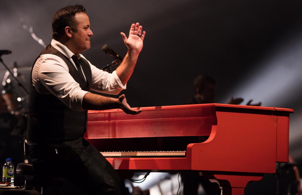 Piano Man Expérience en spectacle au Patriote de Ste-Agathe avec Christian-Marc Gendron