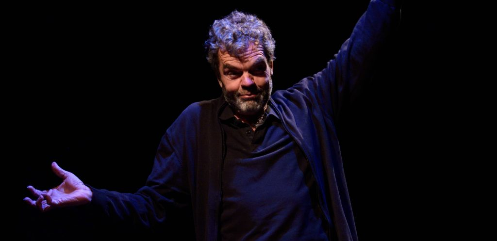Edgar Bori en spectacle au Patriote de Ste-Agathe