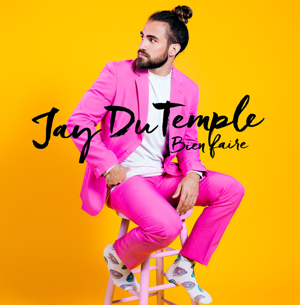 Jay Du Temple en spectacle au Patriote de Ste-Agathe