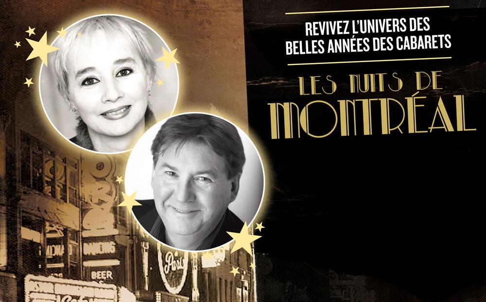Les-nuits-de-Montreal-en-spectacle-au-Patriote Diane Lavallée Rémy Girard