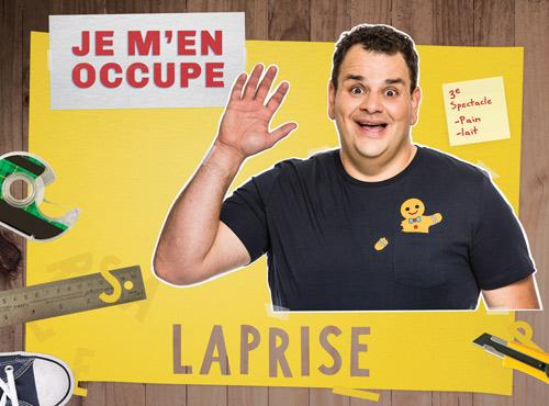 Philippe-Laprise-en-spectacle-au-Patriote-de-Ste-Agathe Je men occupe