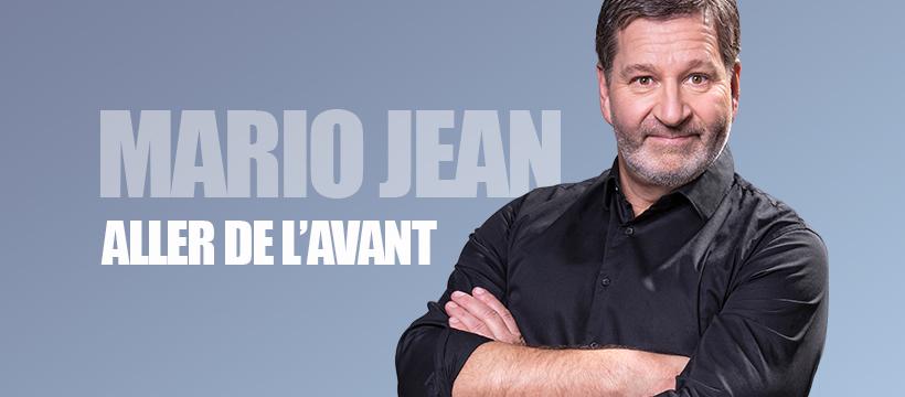 Mario Jean en spectacle au Patriote