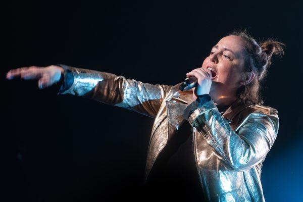 Ariane Moffatt en spectacle au Patriote Ste-Agathe