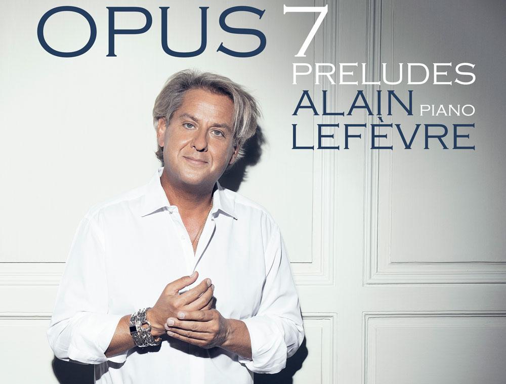 Alain Lefèvre en spectacle au Patriote de Ste-Agathe