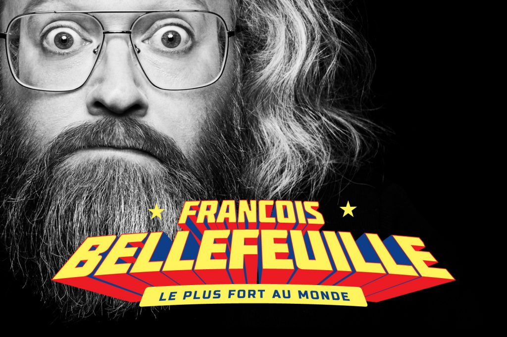 François Bellefeuille en spectacle au Patriote