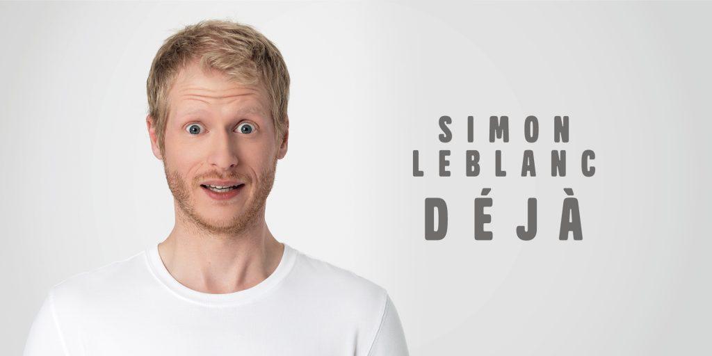 Simon Leblanc en spectacle au Patriote de Ste-Agathe Déjà